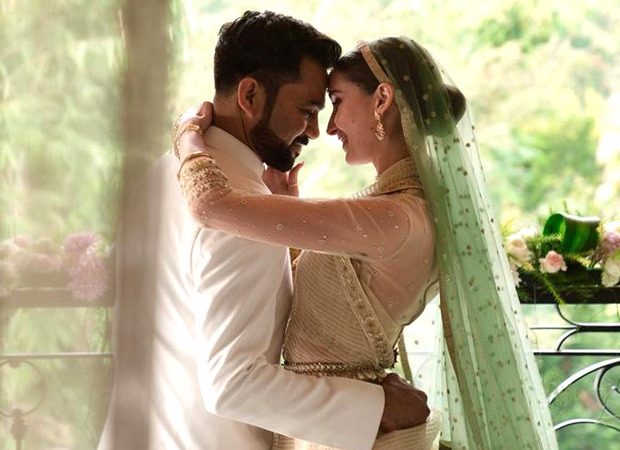 Ali Abbas Zafar introduces wife Alicia on social media, says Mine for life : Bollywood News