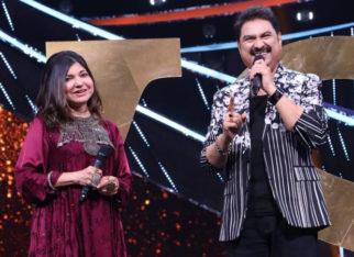 Alka Yagnik and Kumar Sanu have the ultimate 90s battle on Indian Idol 12
