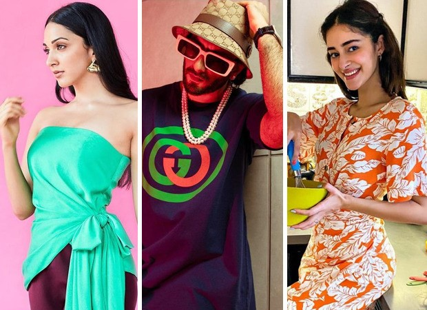 Ananya Panday, Kiara Advani, Ranveer Singh teach you how to amp up your style to get rid of mid-week blues