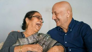 Anupam Kher honours mother Dulari Kher in emotional Humans of Bombay post