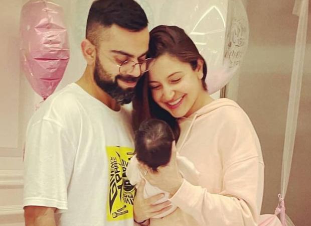 Anushka Sharma and Virat Kohli name their daughter Vamika, check it out their adorable family photo