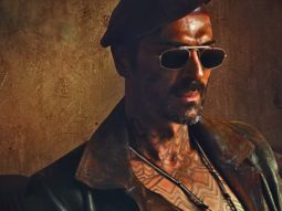 Arjun Rampal looks dapper as a villain in a never seen before avatar in Kangana Ranaut starrer Dhaakad