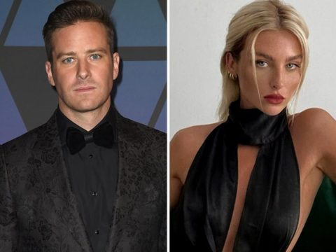 Armie Hammer's exPaige Lorenze claims he left her with bruises, carved an 'A' on her body amid cannibalism controversy