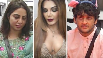 Arshi Khan and Rakhi Sawant break into tears while packing Vikas Gupta's bags prior to his exit from Bigg Boss 14