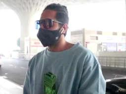 Ayushmann Khurana spotted at Airport