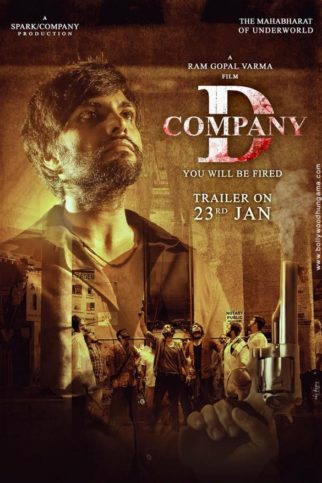 First Look Of D Company