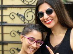 """EXCLUSIVE Renee opens up about working with her mother Sushmita Sen, """"I would love to work with her when I can act"""""""