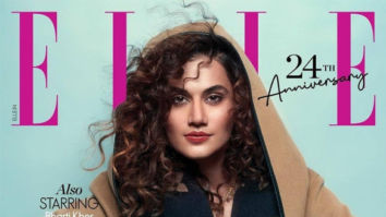 Tapsee Pannu On The Cover Of Elle