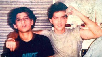 Farhan Akhtar and Vicky Kaushal go down memory lane on Hrithik Roshan's birthday