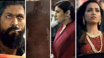 First teaser of KGF: Chapter 2 starring Yash, Sanjay Dutt, Raveena Tandon & Srinidhi Shetty is explosive