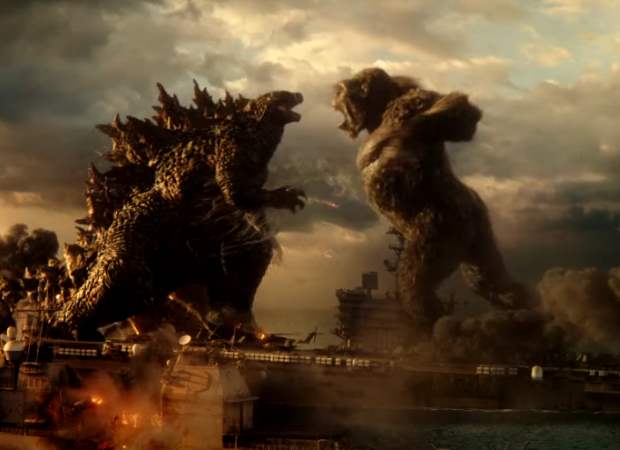 First Trailer For 'Godzilla Vs. Kong' Sees The Kaiju Come To Blows