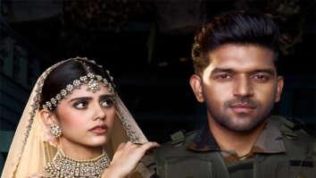 Guru Randhawa and Sanjana Sanghi unveil the first look of their upcoming song 'Mehendi Wale Haath'