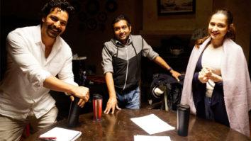 Harshvardhan Rane and Sanjeeda Shaikh wrap up Kun Faya Kun