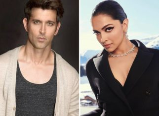 IT'S OFFICIAL! Hrithik Roshan and Deepika Padukone to star in Siddharth Anand's Fighter