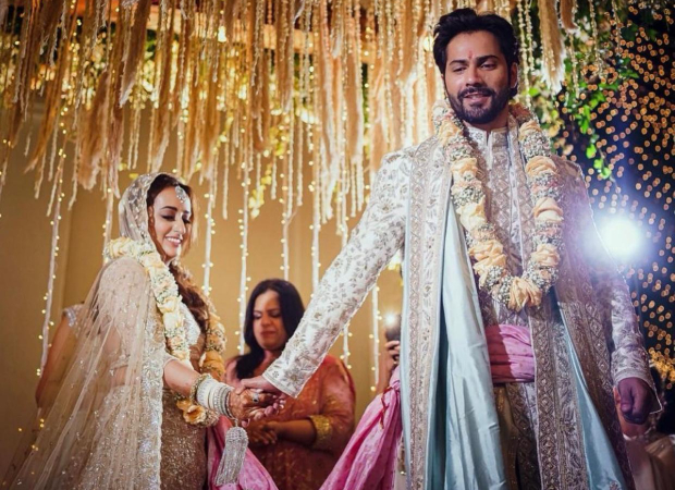 IT'S OFFICIAL! Varun Dhawan and Natasha Dalal are now man and wife
