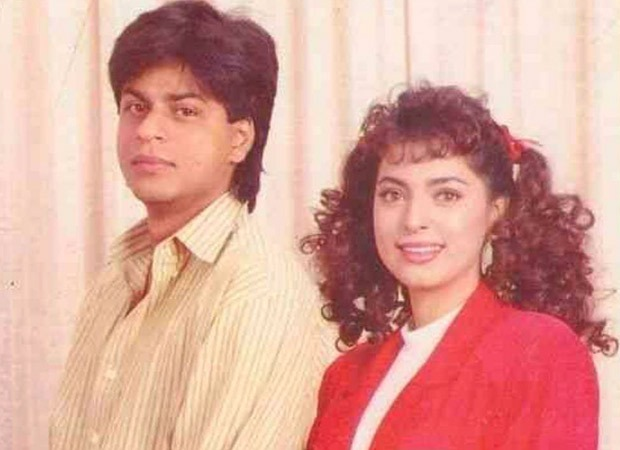Juhi Chawla shares throwback photo with Shah Rukh Khan; says she wants to relive the 90s : Bollywood News – Bollywood Hungama
