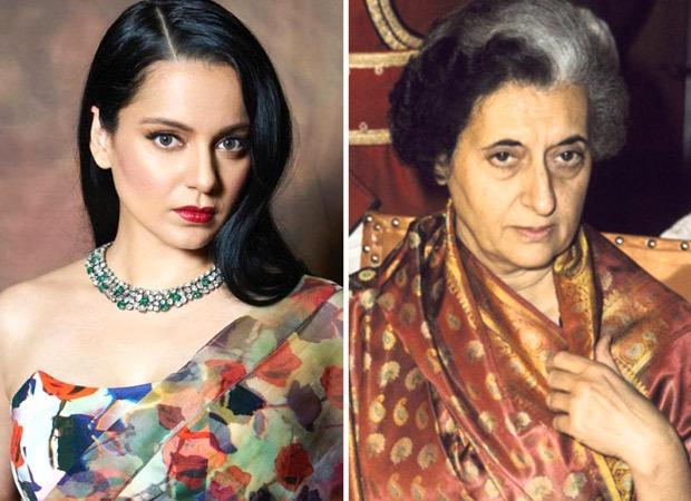 Indira Gandhi play by Kangana Ranaut
