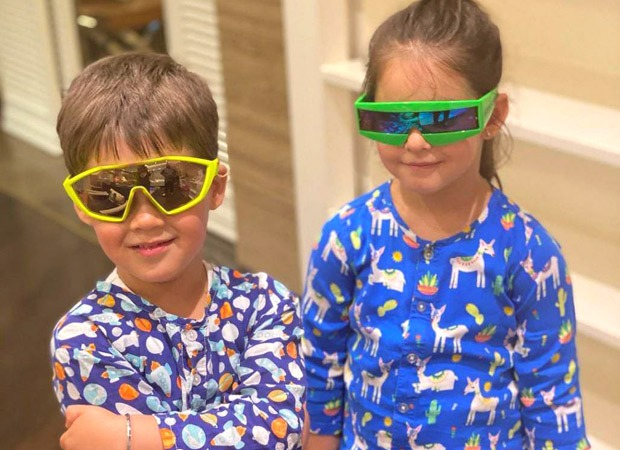 Karan Johar shares adorable picture of his 'baby rappers' Roohi and Yash; Ranveer Singh, Malaika Arora drop comments