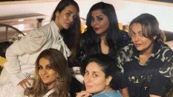 Kareena Kapoor Khan reunites with her BFFs Malaika Arora and Amrita Arora; shares a picture on Instagram