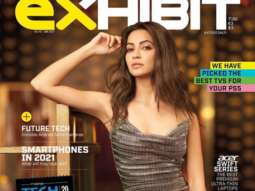 Kriti Kharbanda On The Cover Of Exhibit