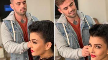 Makeup artist Florian Hurel to team up with Aishwarya Rai Bachchan once again for Mani Ratnam's next