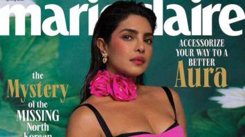 Priyanka Chopra Jonas On the covers of Marie Claire