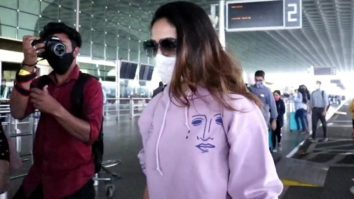 Mira Kapoor spotted at Airport