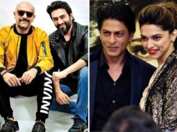 Pathan Vishal Dadlani and Shekhar Ravjiani to be the music composers for the Shah Rukh Khan and Deepika Padukone starrer