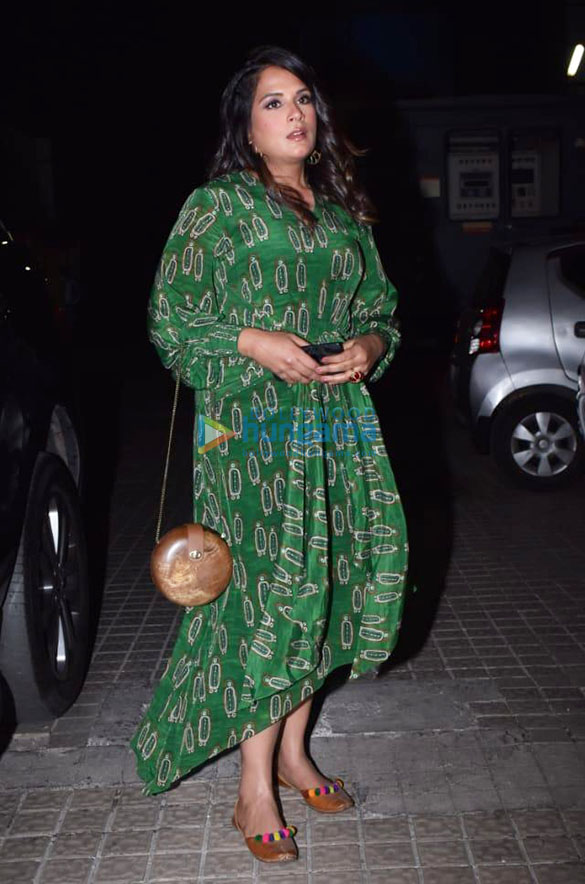 Photos Celebs snapped at Madam Chief Minister screening (5)