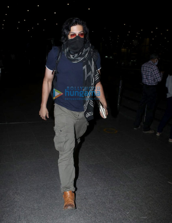 Photos Pooja Hegde, Ekta Kapoor, Aakanksha Singh and others snapped at the airport More (1)