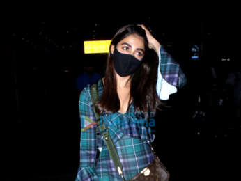 Photos: Shahid Kapoor, Mira Kapoor and Pooja Hegde snapped at the airport
