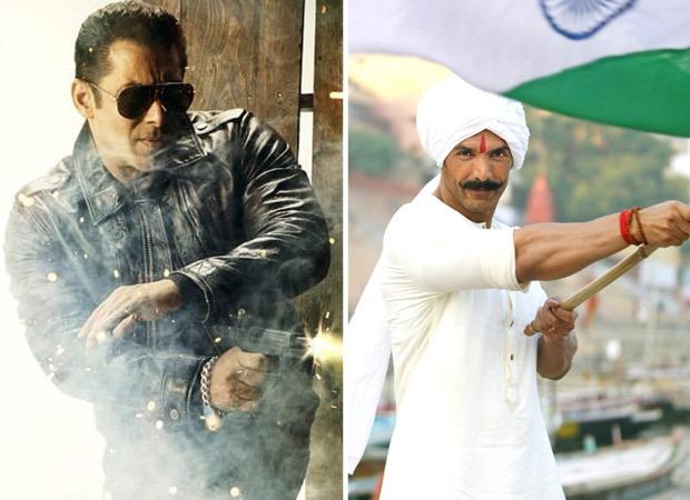 Post Lockdown, first BIG clash CONFIRMED for Eid 2021 between Salman Khan's Radhe – Your Most Wanted Bhai and John Abraham's Satyameva Jayate 2!