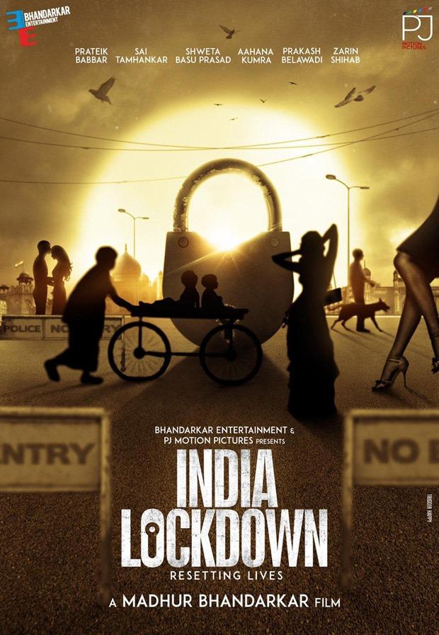 मधुर भंडारकर की भारत लॉकडाउन में अभिनय करने के लिए प्रतीक बब्बर, साईं तम्हनकर, अहाना कुमरा