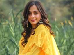 Priyal Gor goes wild in Belgrade during the shoot of Surbhi Jyoti and Karan Singh Grover starrrer Qubool Hai 2.0