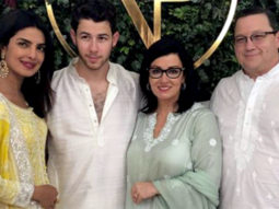 Priyanka Chopra Jonas' in-laws are all praises for her performance in The White Tiger
