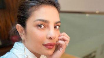 Priyanka Chopra Jonas does her own makeup for The White Tiger press junket, posts a mesmerizing selfie