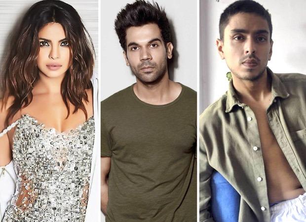 Priyanka Chopra - Rajkummar Rao step back for co-star Adarsh Gourav