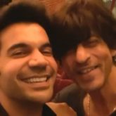 Rajkummar Rao says Shah Rukh Khan is the reason why he became an actor