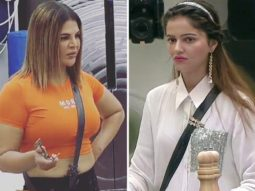 Rakhi Sawant pees in her pants during a task on Bigg Boss 14, asks Rubina Dilaik not to tell anyone