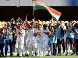 Ranveer Singh, Farhan Akhtar, Karan Johar, and B-town celebs celebrate India's remarkable win against Australia in test cricket