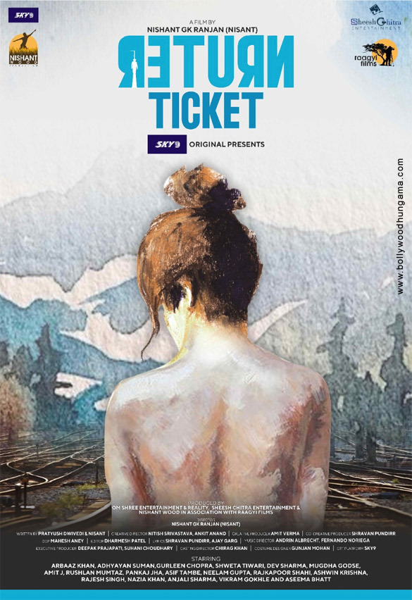 First Look Of Return Ticket