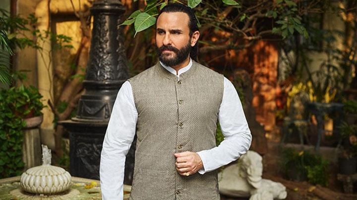 Saif Ali Khan Ali Abbas Zafar is the real NAWAAB in Tandav, I'm just an UNDERPAID actor