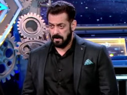 Salman Khan CRIES while announcing EVICTIONS, says Sorry Bigg Boss 14