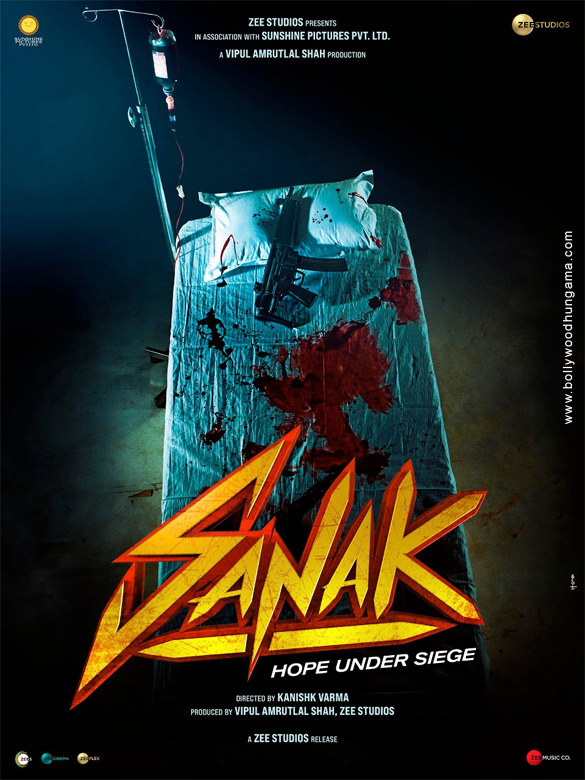 Sanak – Hope Under Siege