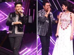 Sanjana Sanghi joins Guru Randhawa on Indian Idol 12 to promote their music video