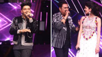 Sanjana Sanghi joins Guru Randhawa on Indian Idol 12 to promote their music video