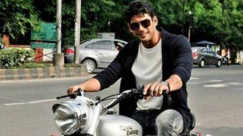 Sidharth Shukla to ride a Royal Enfield bike in Broken But Beautiful 3
