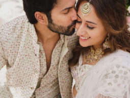 Varun Dhawan shares romantic pictures with wife Natasha Dalal from their mehendi ceremony