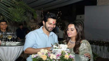 Varun Dhawan and Natasha Dalal Wedding: The couple's roka ceremony took place in February 2020