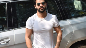 Varun Dhawan's car meets with a minor accident on the way to Alibaug, no one suffered injurises